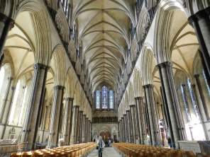 he Nave, WInchester Cathedral