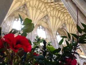 Winchester Cathedral, Remembrance Sunday